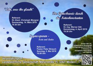 Liedergottesdienst mit Peter Strauch