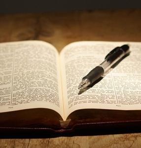 Bibelgespräch mit Gemeinschaftspastor B. Koke